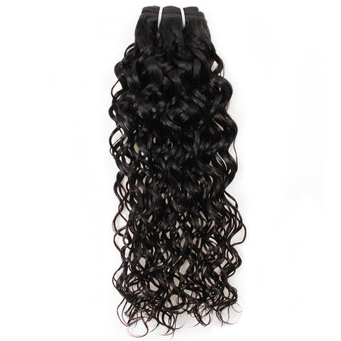 Brazilian Hair REMY 100% Natural Hair Water Wave