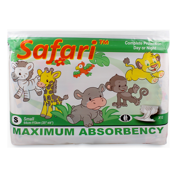 Safari Rearz