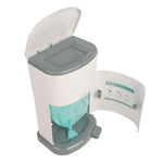 Adult incontinence disposal system