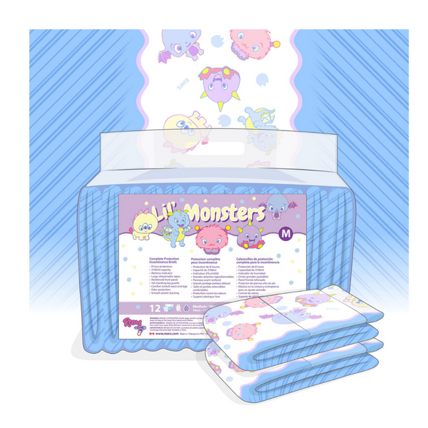 Lil Monsters V3* MAX 1 BAG PER CUSTOMER