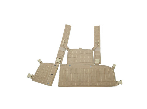 901 Elite Ops Base Chest Rig Coyote Tan