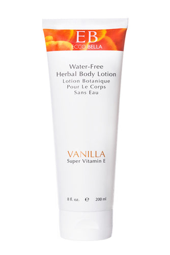 Water-Free Herbal Body Lotion