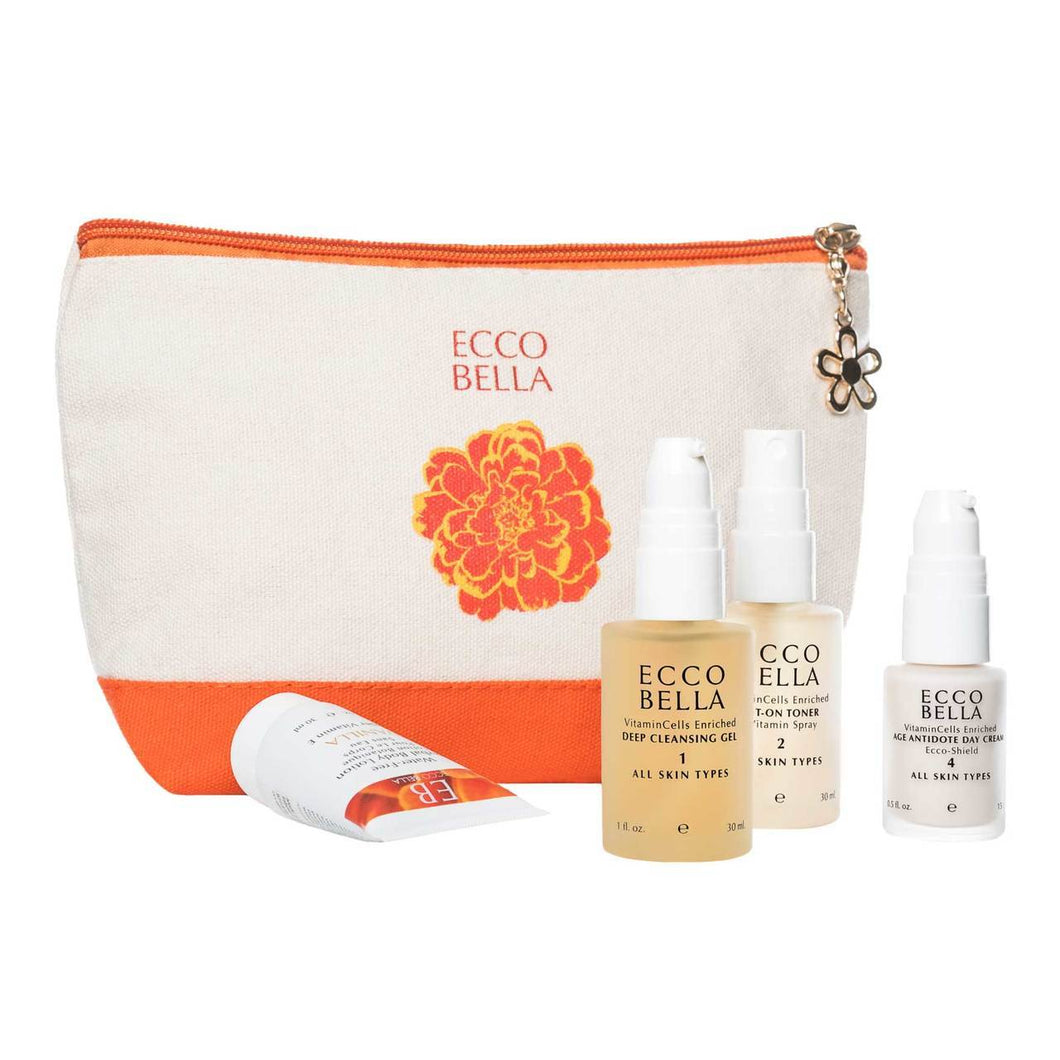Two Week VitaminCells Skin Care Kit by Ecco Bella