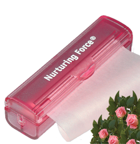Rose Blotting Papers by Nurturing Force