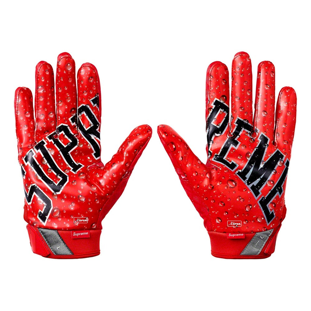 SUPREME NIKE X SUPREME GLOVES -RED – Popcorn General Store 89aac934559