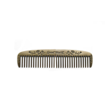 GOOD WORTH GENTLEMAN'S COMB -GREY