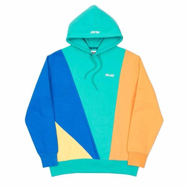 Palace SECTION HOOD -GREEN