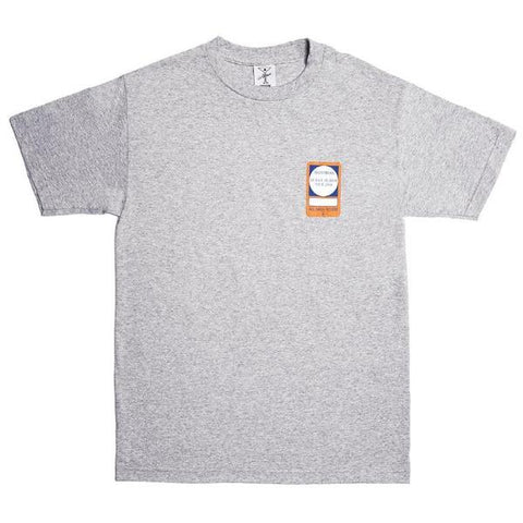 ALL TIMER PASS TEE -GREY