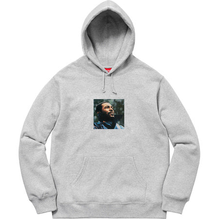 SUPREME MARVIN GAYE HO SW -GREY
