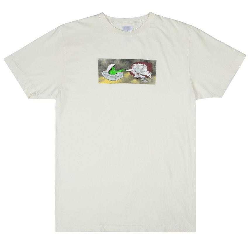 RipNDip CREATION TEE -NAUTICAL RED