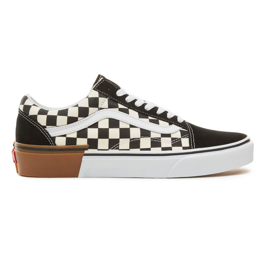Vans UA OLD SKOOL GUM BLOCK -CHECKER