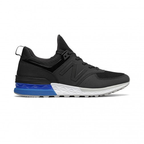NEW BALANCE REENGINEERED 574 -BLACK