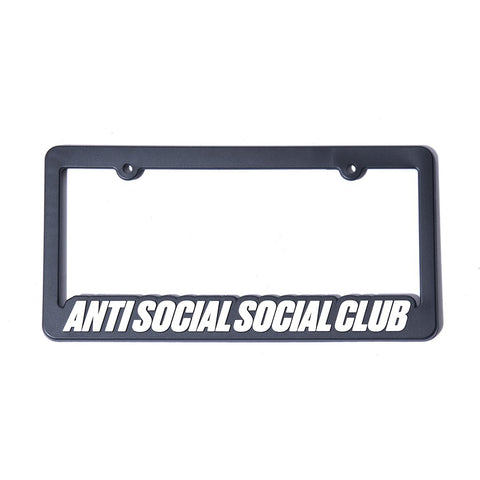 AntiSocialSocialClub BLOCKED FRAME -BLACK