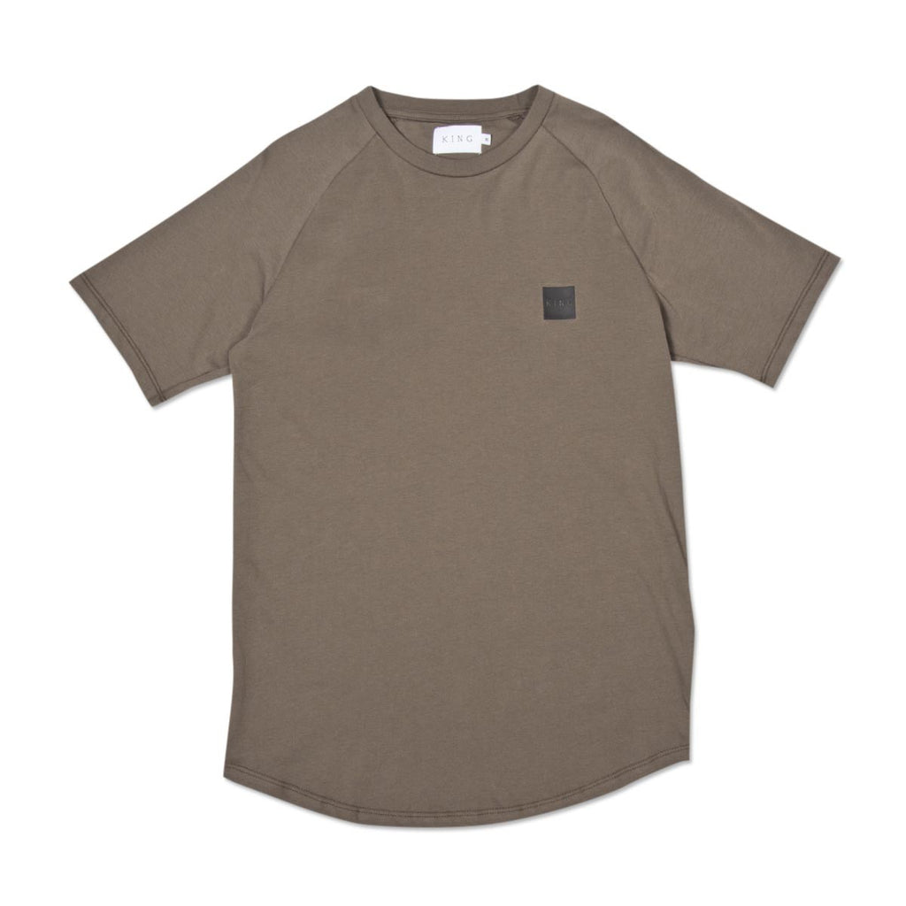 KING APPAREL SELECT PRM TEE -OLIVE