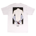 PLEASURES DESTINATION T-SHIRT -WHITE