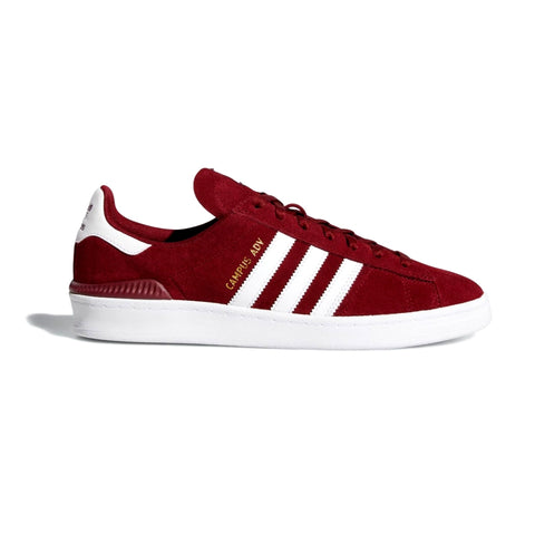 ADIDAS SKATEBOARDS CAMPUS ADV -BURGUNDY