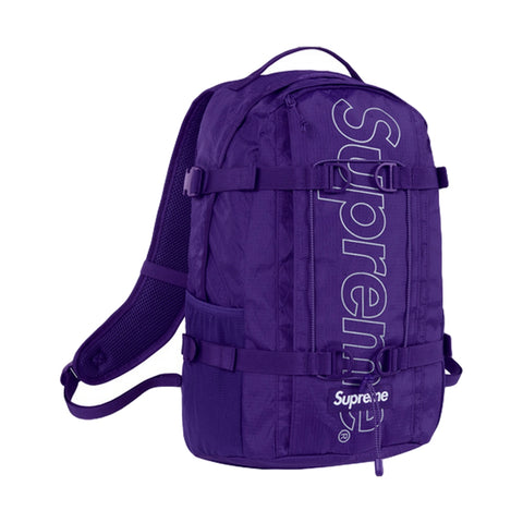 SUPREME BACKPACK -PURPLE