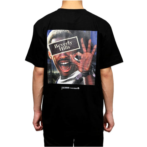 "FUCKING RABBIT AXEL""F""R2 TEE -BLACK"