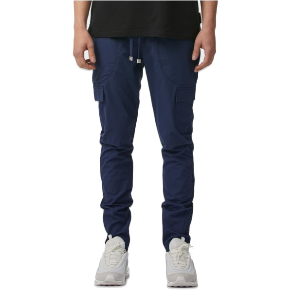 I LOVE UGLY MILITIA MID RISE PANT -NAVY
