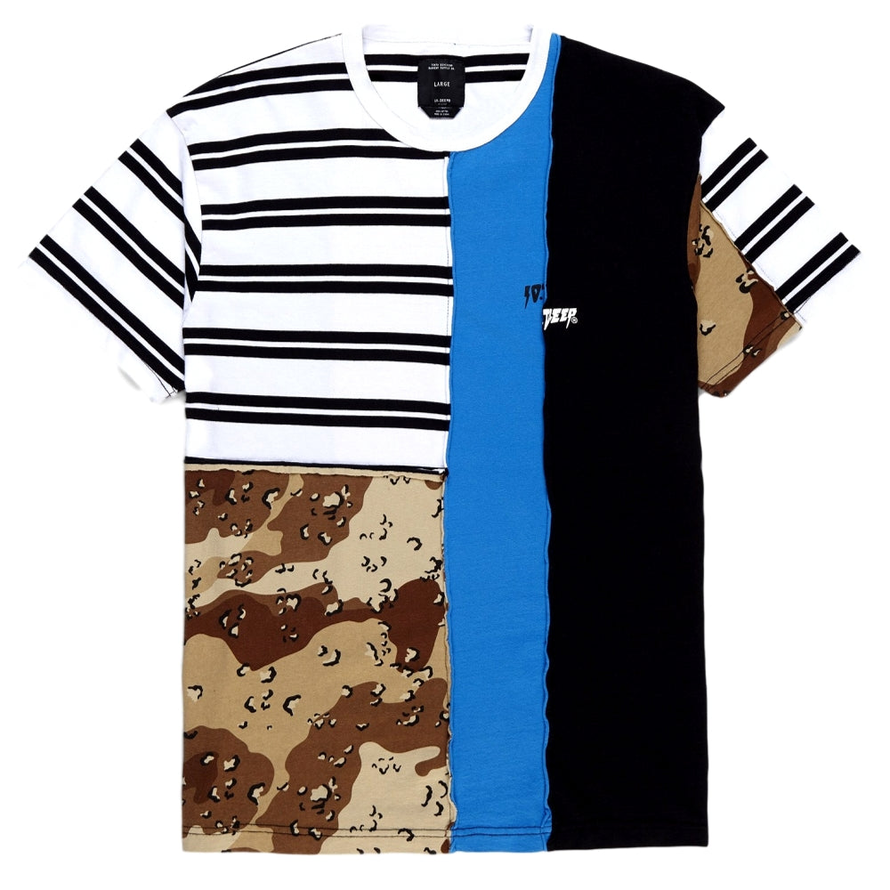 10Deep MANY WARS TEE -MULTI