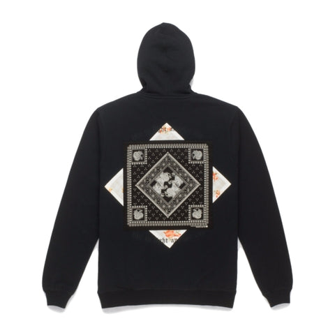 10Deep UNTIL THE END HOOD -BLACK