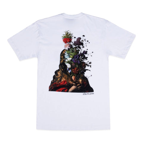 RipNDip BOUQUET TEE -WHITE