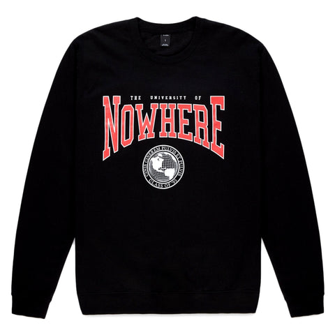 10Deep NOWHERE U CREW -BLACK