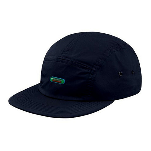 SUPREME CLEAR PATCH CAMP CAP -NAVY