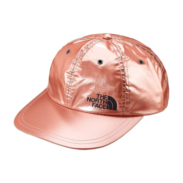 SUPREME TNF METALLIC 6-PANEL -PINK