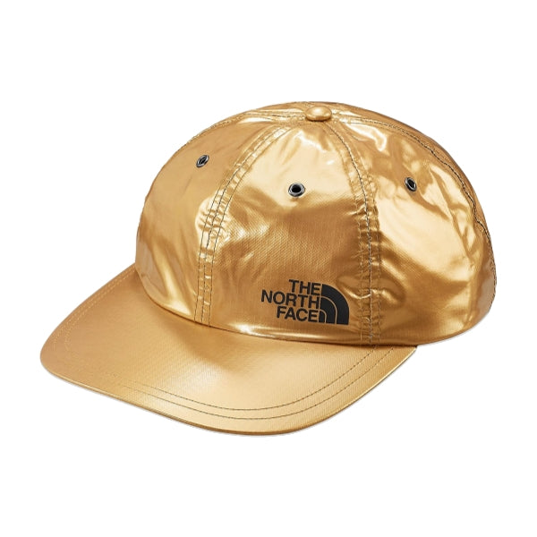 SUPREME TNF METALLIC 6-PANEL -GOLD