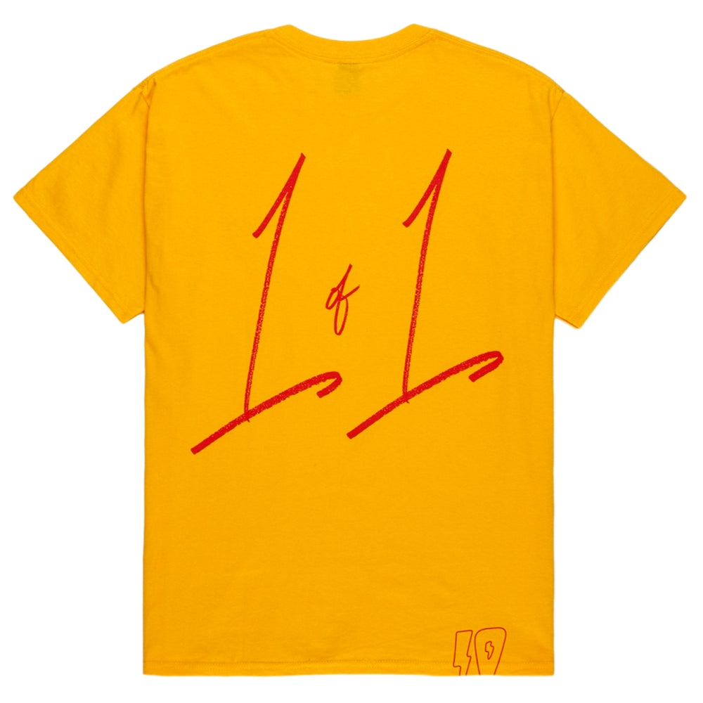 10Deep COLLAB TEE -YELLOW