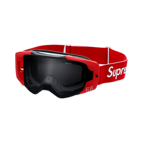 SUPREME FOX RACING VUE GOGGLE -RED