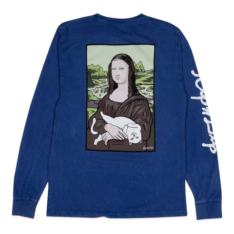 RipNDip NERMAL LISA L/S -BLUE