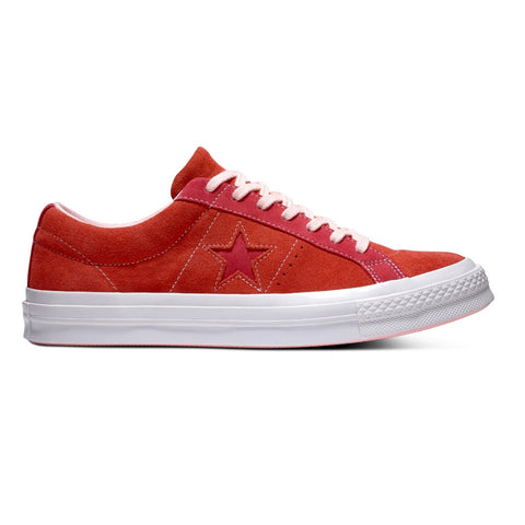 CONVERSE ONE STAR OX -RED