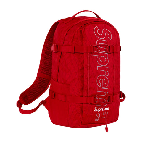 SUPREME BACKPACK -RED