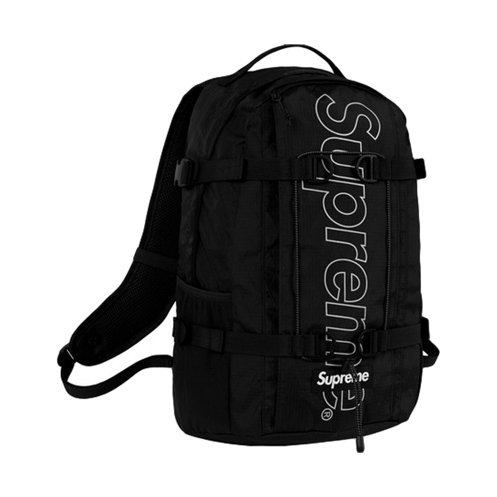 SUPREME BACKPACK -BLACK