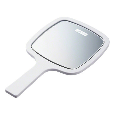 SUPREME HAND MIRROR -WHITE