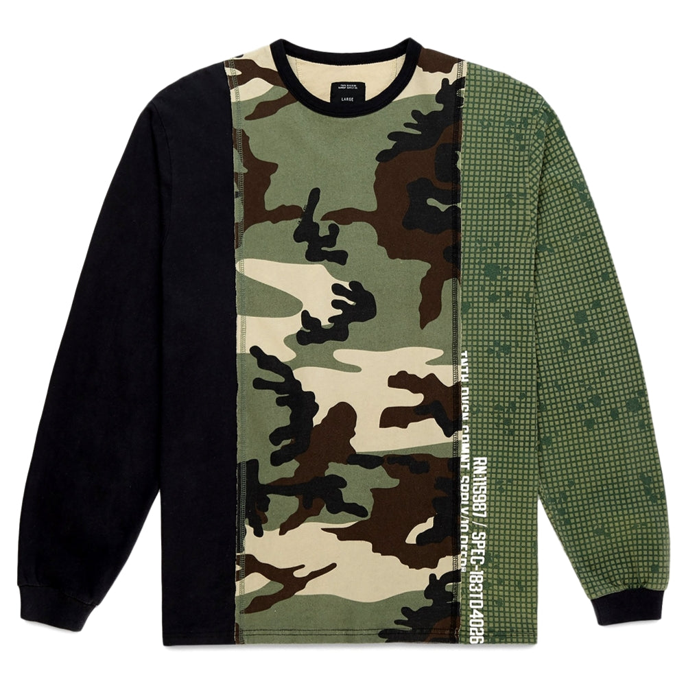 10Deep MANY WARS L/S -MULTI