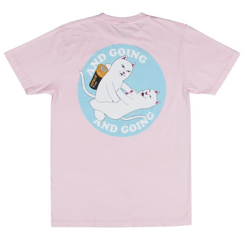 RipNDip CHARGED UP TEE -PINK