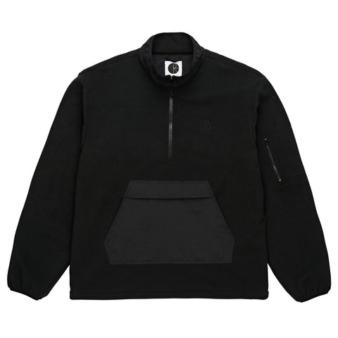 POLAR GONZALEZ FLEECE JK -BLACK
