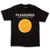 PLEASURES PENERATION TEE -BLACK