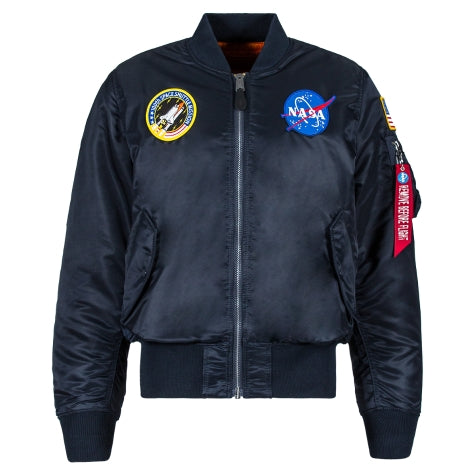 ALPHA INDUSTRY MA-1 NASA -NAVY