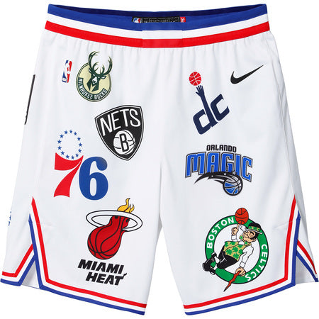 SUPREME NBA TEAMS BASKETBALL ST -WHITE