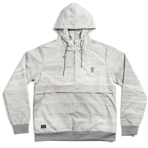GRIZZLY WOODLANDS JACKET -GREY