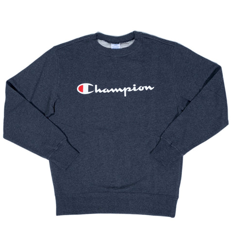 CHAMPION CHAMPION LOGO CW -GREY