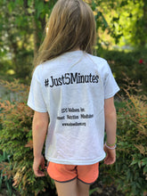 #Just5Minutes T-shirt (Youth)