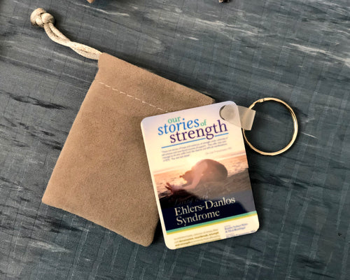 Our Stories of Strength - Living with Ehlers-Danilo's syndrome Key Chaim