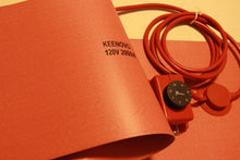 KEENOVO Silicone Heater Band Drum Heater WVO Oil Biodiesel Plastic/Metal Barrel Pail Heating Element