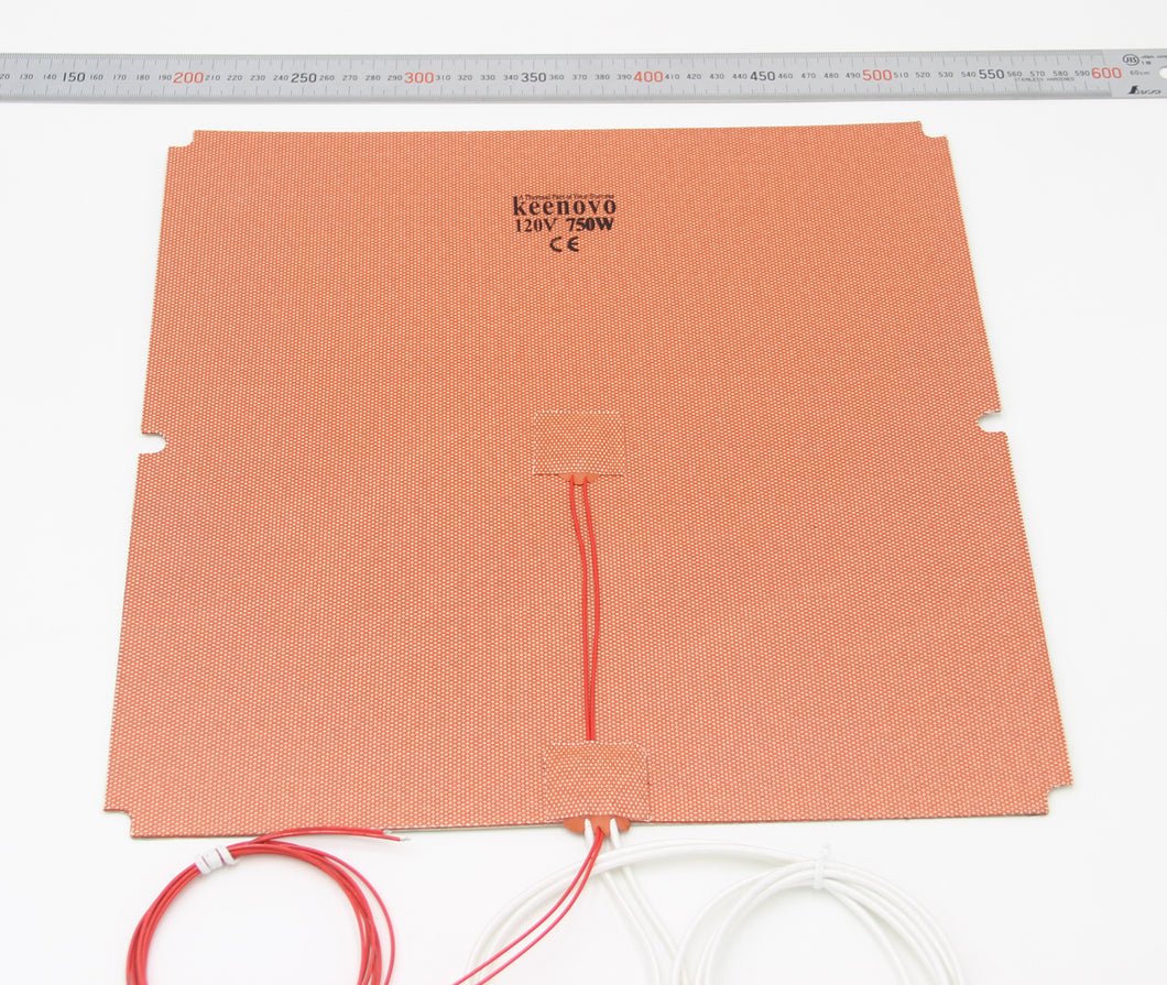 Keenovo Silicone Heater Pad 330mm X 330mm for Tronxy X5S 3D