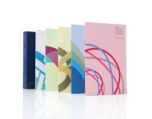 The 10 Years in Type collection celebrates the first 10 years of the Fontsmith library.